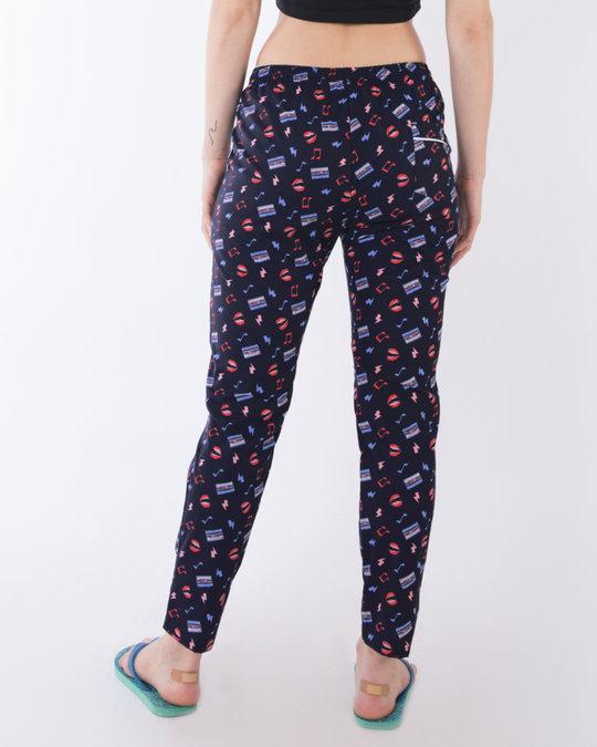 Shop Vintage Classic All Over Printed Pyjama-Design