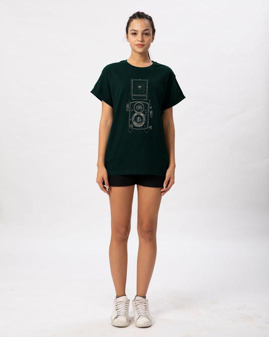 Shop Vintage Click Boyfriend T-Shirt