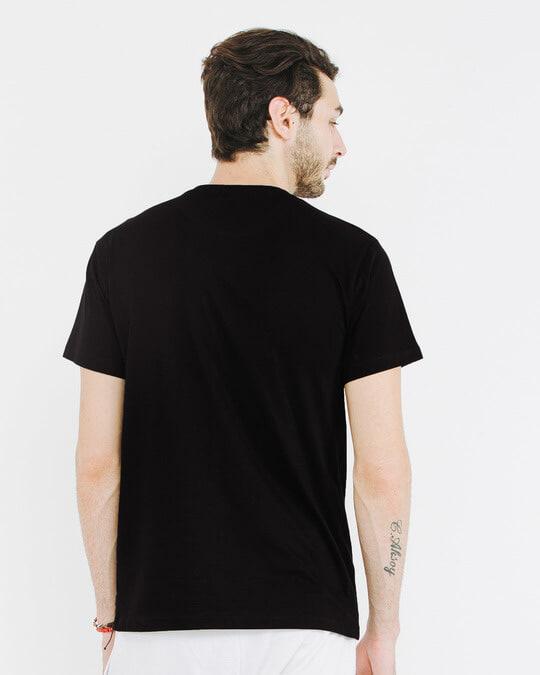 Shop Vintage Compass Half Sleeve T-Shirt-Full