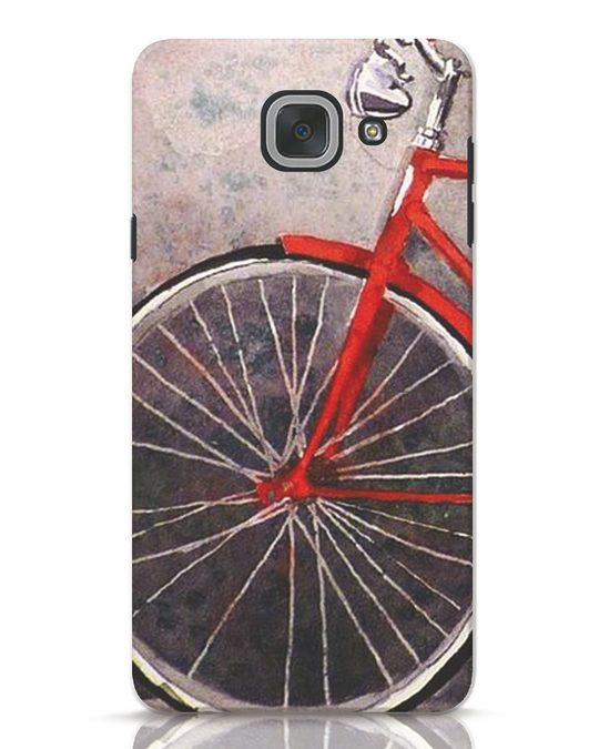 Shop Vintage Cycle Samsung Galaxy J7 Max Mobile Cover-Front