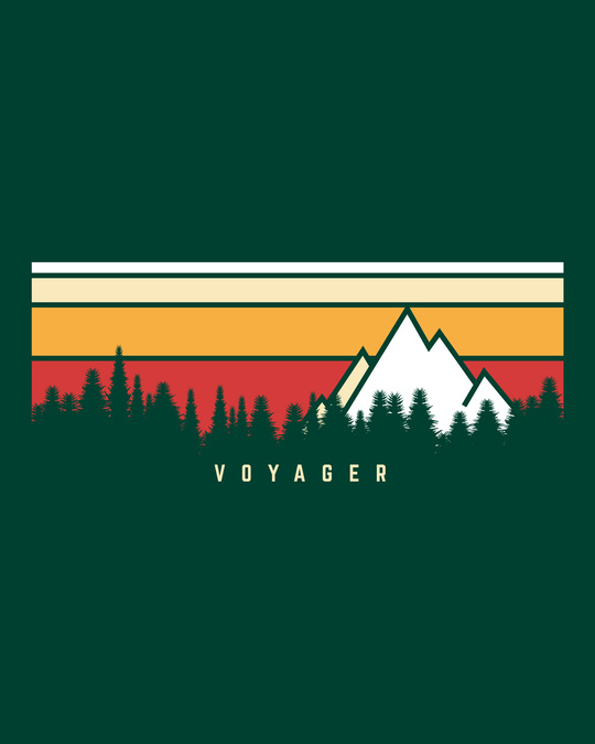 Shop Voyager! Half Sleeve T-Shirt-Full