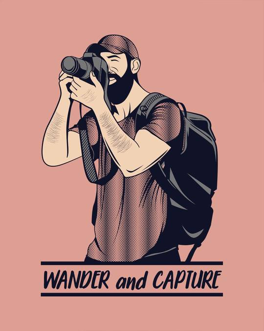 Shop Wander And Capture Full Sleeve T-Shirt