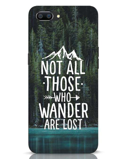 Shop Wanderer Realme C1 Mobile Cover-Front
