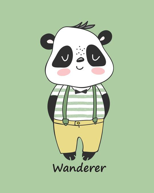 Shop Wandering Panda Notebook
