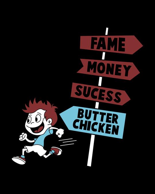 Shop Want Butter Chicken Boyfriend T-Shirt