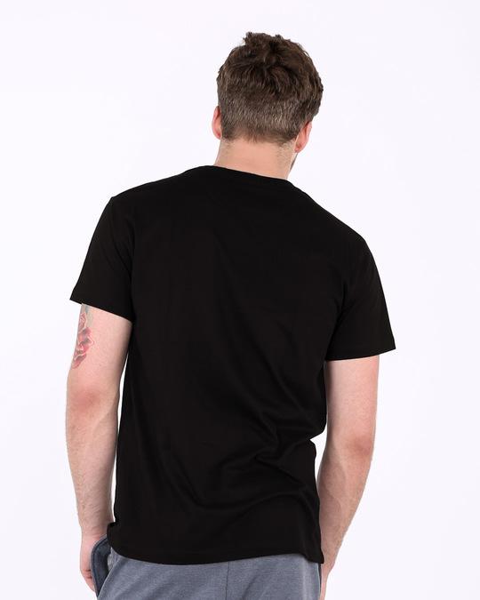 Shop Want Butter Chicken Half Sleeve T-Shirt-Full