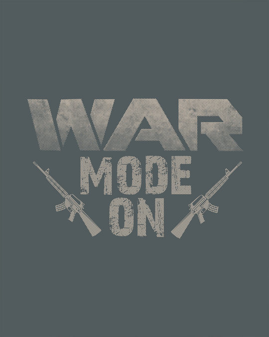 Shop War Mode On Full Sleeve T-Shirt