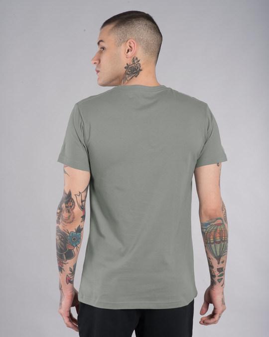 Shop Warrior Biker Half Sleeve T-Shirt-Design