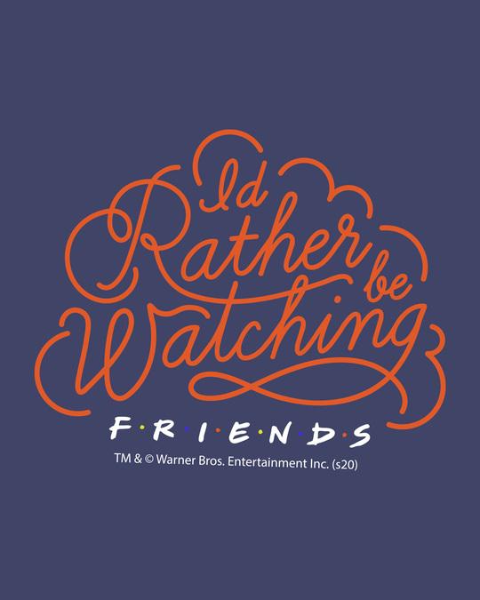 Shop Watchin Friends Half Printed Boxers (FRL)