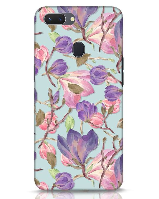 Shop Watercolor Tulips Realme 2 Mobile Cover-Front