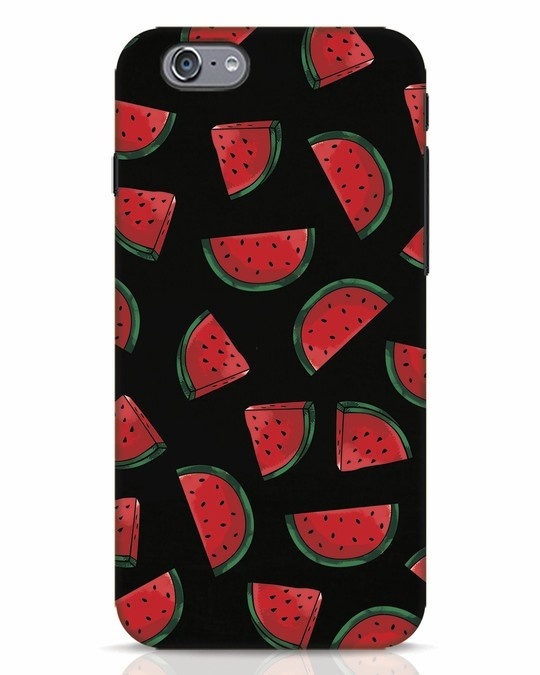 Shop Watermelons iPhone 6 Mobile Cover-Front