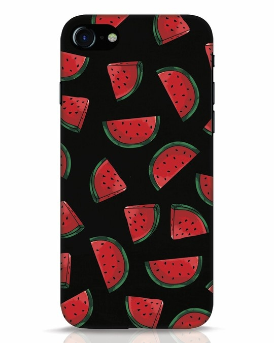 Shop Watermelons iPhone 7 Mobile Cover-Front