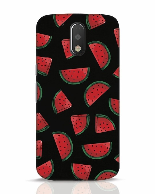 Shop Watermelons Moto G4 Plus Mobile Cover-Front