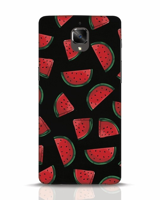Shop Watermelons OnePlus 3T Mobile Cover-Front
