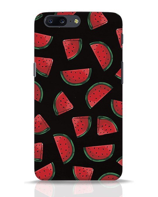 Shop Watermelons OnePlus 5 Mobile Cover-Front