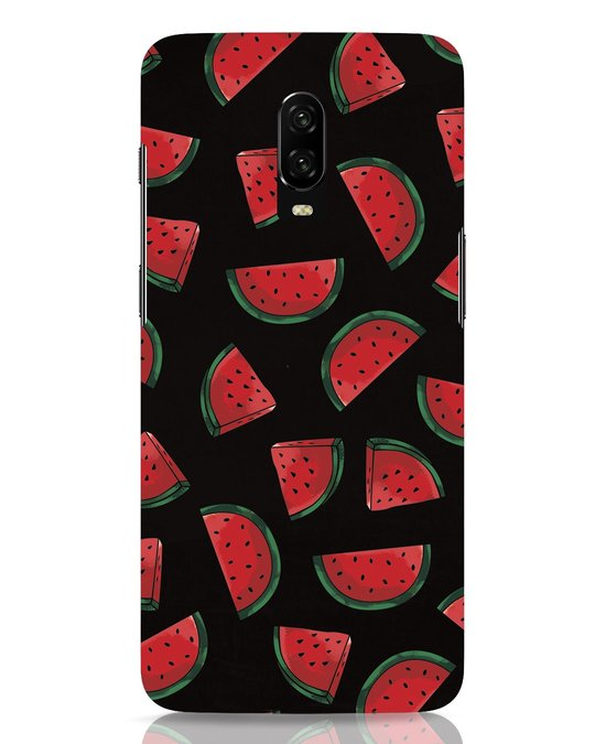 Shop Watermelons OnePlus 6T Mobile Cover-Front