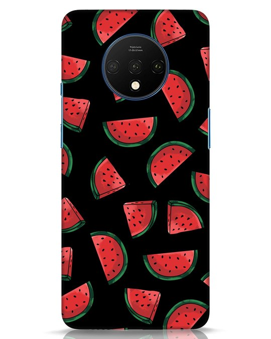 Shop Watermelons OnePlus 7T Mobile Cover-Front