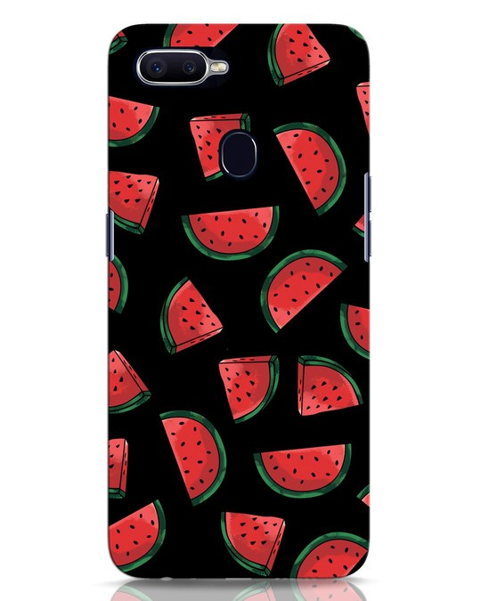 Shop Watermelons Oppo F9 Pro Mobile Cover-Front