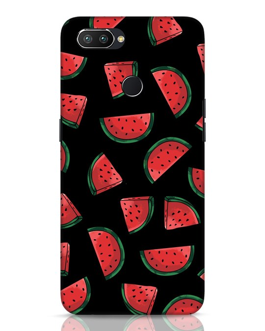 Shop Watermelons Realme 2 Pro Mobile Cover-Front
