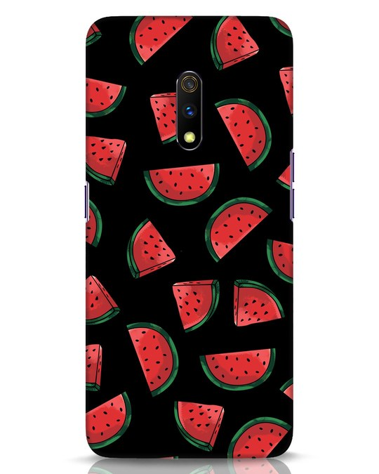 Shop Watermelons Realme X Mobile Cover-Front