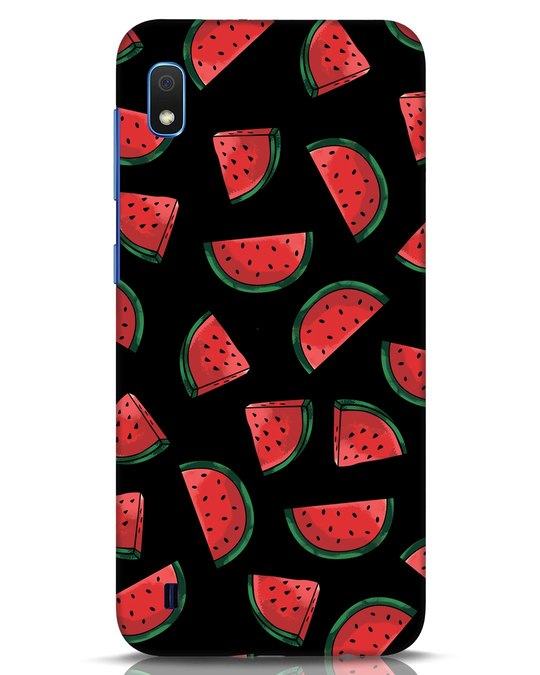 Shop Watermelons Samsung Galaxy A10 Mobile Cover-Front
