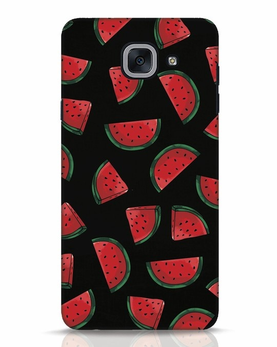 Shop Watermelons Samsung Galaxy J7 Max Mobile Cover-Front