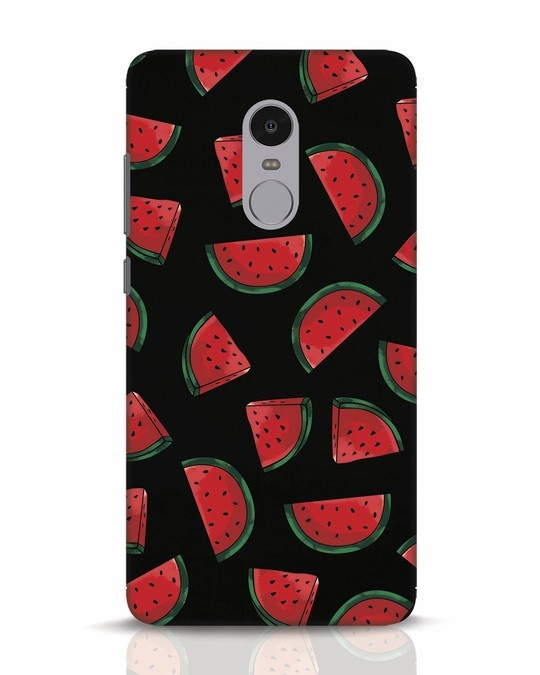 Shop Watermelons Xiaomi Redmi Note 4 Mobile Cover-Front