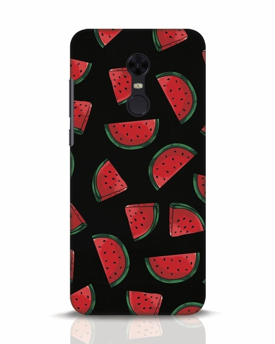 Shop Watermelons Xiaomi Redmi Note 5 Mobile Cover-Front