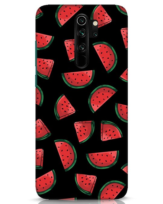 Shop Watermelons Xiaomi Redmi Note 8 Pro Mobile Cover-Front