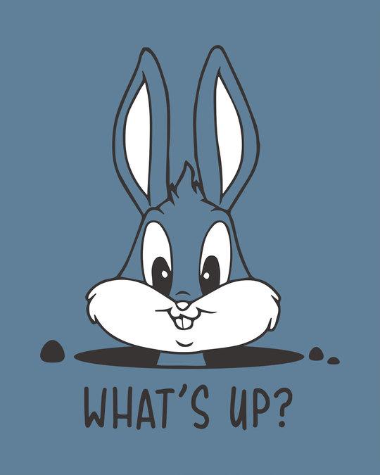 Shop Watsup Bunny Boyfriend T-Shirt