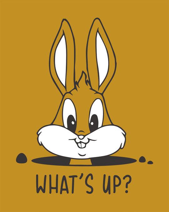 Shop Watsup Bunny Sweatshirt-Full
