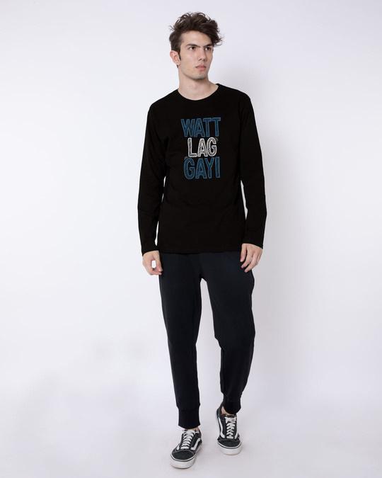 Shop Watt Lag Gayi Full Sleeve T-Shirt