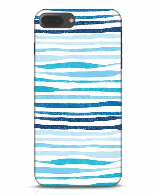 Shop Waves iPhone 7 Plus Mobile Cover-Front