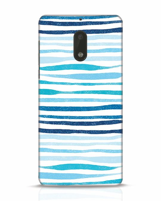 Shop Waves Nokia 6 Mobile Cover-Front