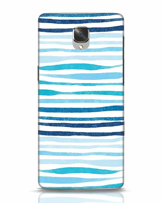 Shop Waves OnePlus 3 Mobile Cover-Front