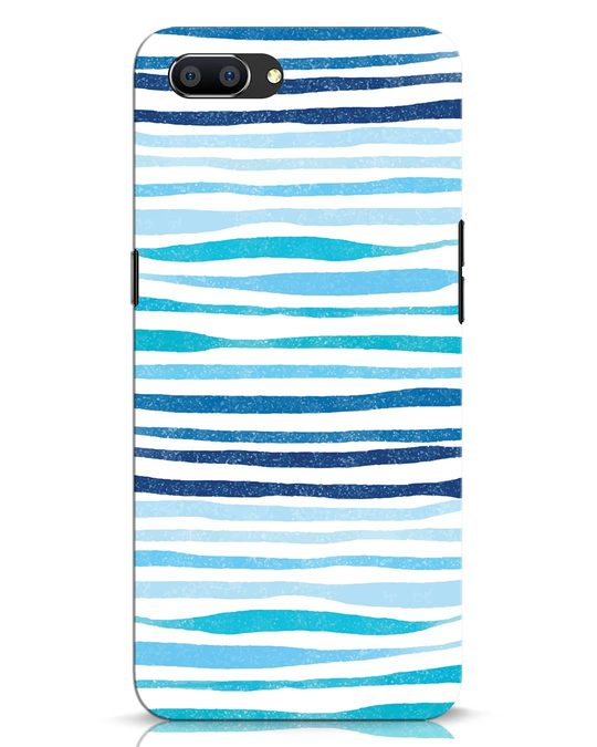 Shop Waves Realme C1 Mobile Cover-Front