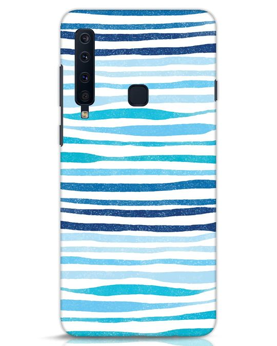 Shop Waves Samsung Galaxy A9 2018 Mobile Cover-Front