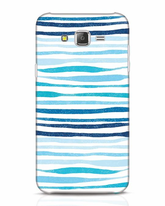 Shop Waves Samsung Galaxy J7 Mobile Cover-Front