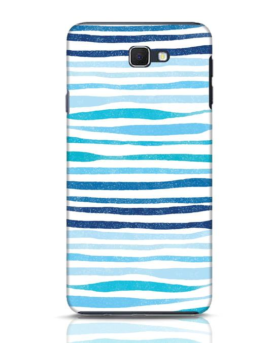 Shop Waves Samsung Galaxy J7 Prime Mobile Cover-Front