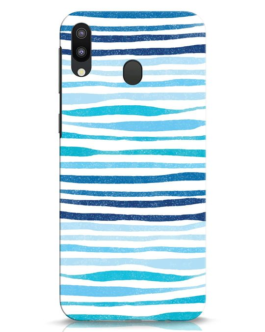 Shop Waves Samsung Galaxy M20 Mobile Cover-Front