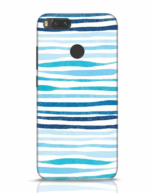 Shop Waves Xiaomi Mi A1 Mobile Cover-Front
