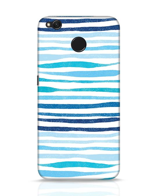 Shop Waves Xiaomi Redmi 4 Mobile Cover-Front