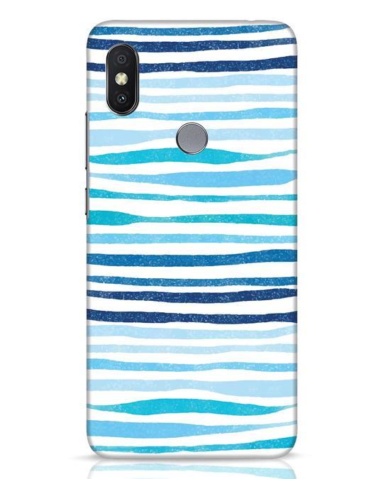 Shop Waves Xiaomi Redmi Y2 Mobile Cover-Front