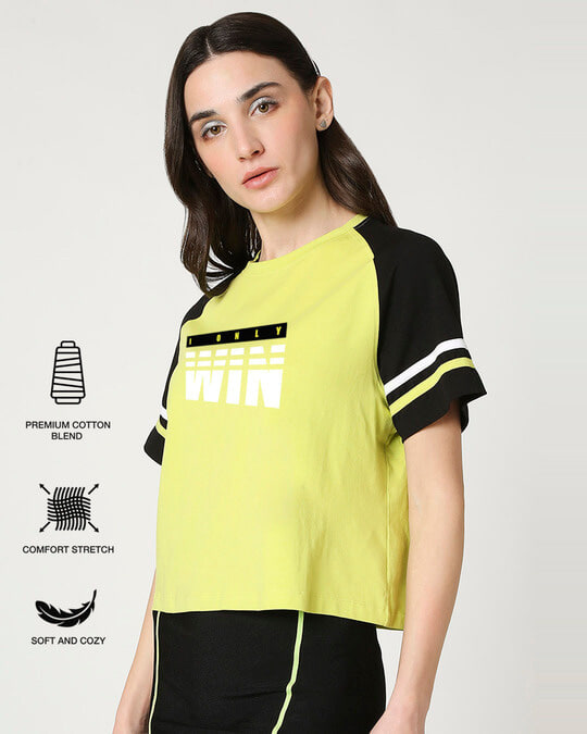 Shop We Only Win Short Top-Design