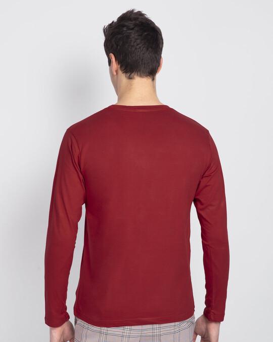 Shop We Still Have Hope Full Sleeve T-Shirt-Back
