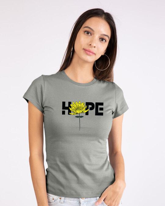 Shop We Still Have Hope Half Sleeve T-Shirt-Front