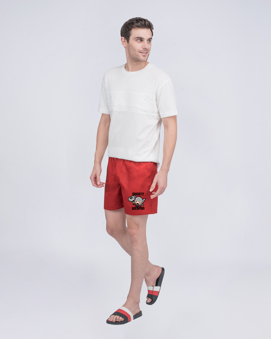 Shop Weapon Thor Side Printed Boxer (AVL)-Full