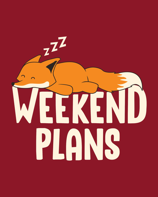 Shop Weekend Plans Boyfriend T-Shirt