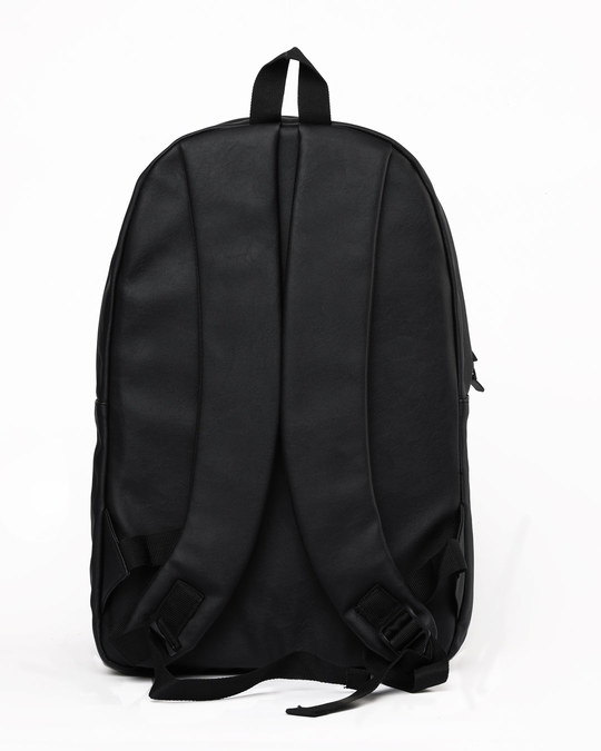 Shop West Coast Black Backpack-Full
