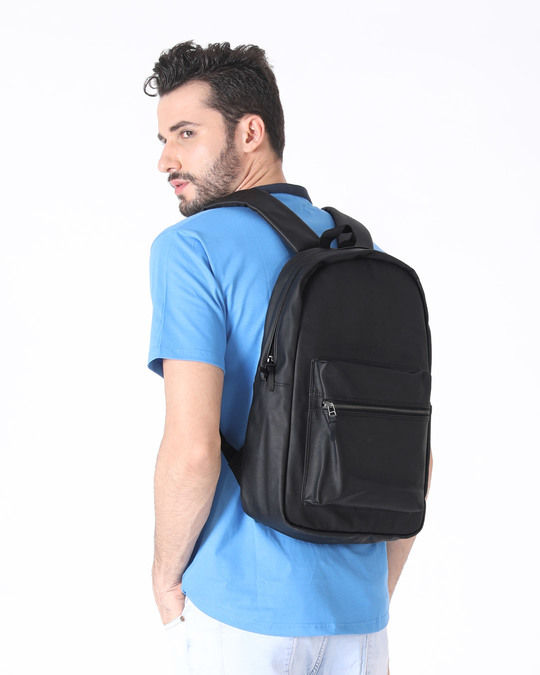 Shop West Coast Black Backpack